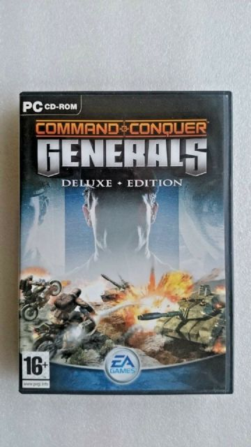 Command & Conquer: Generals Deluxe Edition (PC: Windows 2003)
